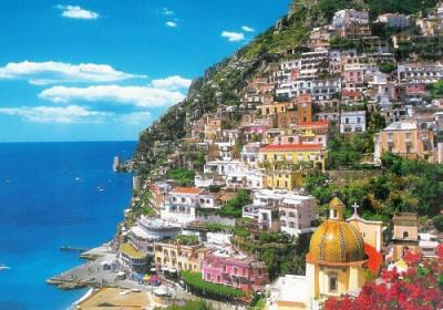 Hotel In Sorrent Amalfi Italien